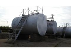 Резервуары стальные горизонтальные цилиндрические РГС-25, РГС-50, РГС-60