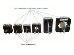 Трансформаторы тока Т-0,66 У3 и Т-0,66 М У3