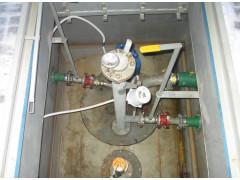 Резервуары двустенные стальные горизонтальные двухкамерные для нефтепродуктов 2РТ-50 (35+15)