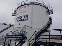 Резервуары стальные вертикальные цилиндрические РВС-2000