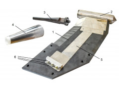 Система автоматическая для измерений сил и крутящих моментов сил 6ТВ-205/11