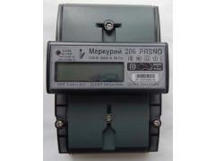 Счетчики электрической энергии статические однофазные Меркурий 206