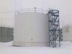 Резервуары вертикальные стальные цилиндрические РВС-1000 и РВС-2000