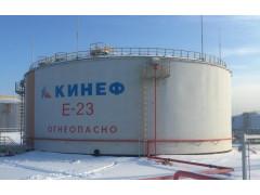 Резервуары стальные вертикальные цилиндрические с понтоном РВСП-10000, РВСП-20000