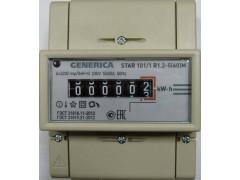 Счетчики электрической энергии статические однофазные STAR 1