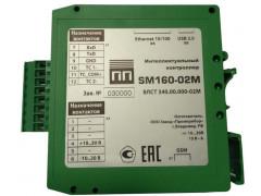 Контроллеры многофункциональные Интеллектуальный контроллер SM160-02М