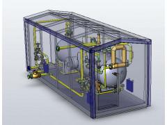 Установки измерительные нефти и нефтяного газа ИУНГ