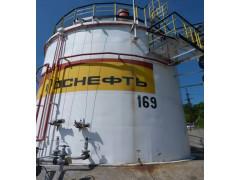Резервуары вертикальные стальные цилиндрические РВС-400