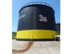 Резервуары вертикальные стальные цилиндрические РВС-700