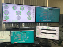 Комплексы измерительно-вычислительных систем контроля температуры растительного сырья ИВС СКТРС