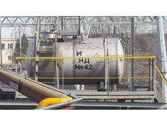 Резервуары стальные горизонтальные цилиндрические РГС-5, РГС-25, РГС-30