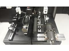 Комплект аппаратуры энергетической яркости, включающий аппаратуру поверки средств измерений параметров ультрафиолетовых пеленгаторов, в диапазоне длин волн от 0,2 до 0,4 мкм транспортируемый