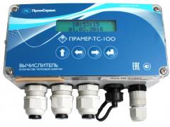 Вычислители количества тепловой энергии ПРАМЕР-ТС-100