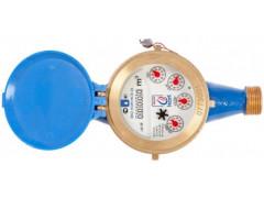 Счетчики воды крыльчатые мокроходные многоструйные ЭКО НОМ МСВ
