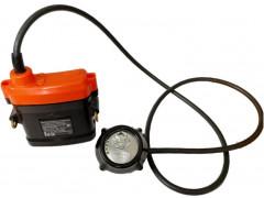 Сигнализаторы метана, совмещенные с головными светильниками СМС-15