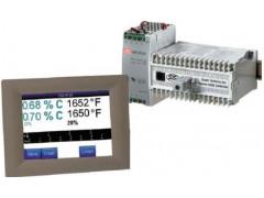 Контроллеры температуры и печной атмосферы программируемые 9205