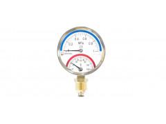Термоманометры показывающие ДМТ 05