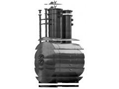 Резервуары стальные горизонтальные цилиндрические ЕП8-2000-1300-1-3-К, ЕП12,5-2000-1300-1-3-К