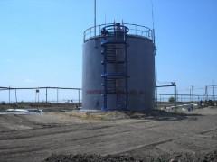 Резервуары вертикальные стальные РВС-400