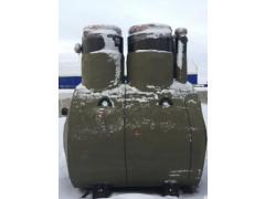 Резервуары стальные горизонтальные цилиндрические ЕП16-2000-1300-3 ПС