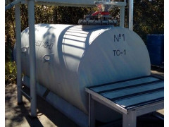 Резервуары стальные горизонтальные цилиндрические РГС-4
