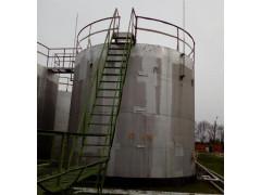 Резервуар стальной вертикальный цилиндрический РВС-200
