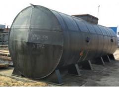 Резервуары горизонтальные стальные одностенные и двустенные РГСО и РГСД
