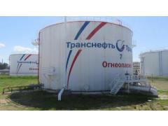 Резервуары вертикальные стальные цилиндрические РВС-5000