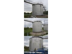 Резервуары вертикальные стальные цилиндрические РВС-400, РВС-700, РВСП-700