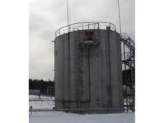 Резервуары вертикальные стальные цилиндрические РВС-1000, РВСП-1000, РВСП-5000