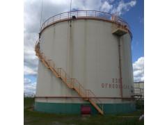 Резервуары стальные вертикальные цилиндрические РВСП-5000