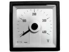 Амперметры и вольтметры аналоговые щитовые EQ, PQ, DSL