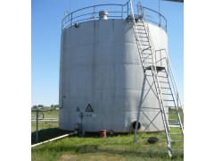 Резервуары вертикальные стальные цилиндрические РВС-400, РВС-700