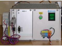 Аппаратура вибрационной защиты и мониторинга САУ ЭМП КВАНТ-Р АВЗ-1