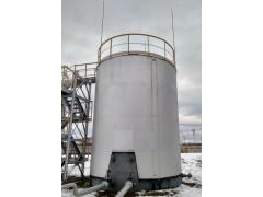 Резервуары стальные вертикальные цилиндрические РВС-100, РВС-1000