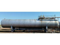 Резервуары стальные горизонтальные цилиндрические РГС-200