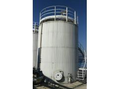 Резервуары стальные вертикальные цилиндрические теплоизолированные РВС-100