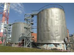 Резервуары стальные вертикальные цилиндрические теплоизолированные РВС-300