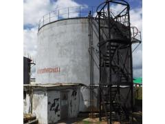 Резервуары стальные вертикальные цилиндрические теплоизолированные РВС-1000