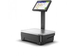 Весы торговые с печатью этикеток FreshBase