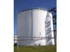 Резервуары стальные вертикальные цилиндрические РВС-2000 и РВС-3000