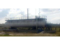 Резервуар стальной горизонтальный цилиндрический РГС-200