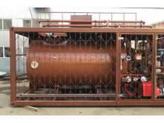 Резервуары стальные горизонтальные (приемно-расходные) Рпр-10