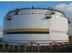 Резервуар стальной вертикальный цилиндрический РВСП-20000