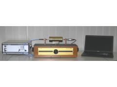 Установка для измерения относительной диэлектрической проницаемости и тангенса угла диэлектрических потерь УКДП-1