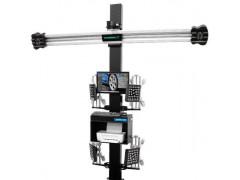 Устройства для измерений углов установки колес автомобилей под товарным знаком HOFMANN GEOLINER 630, GEOLINER 660