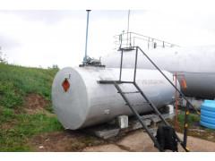 Резервуары стальные горизонтальные цилиндрические РГС-10, РГС-50