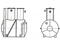 Резервуары стальные горизонтальные цилиндрические РГС-8