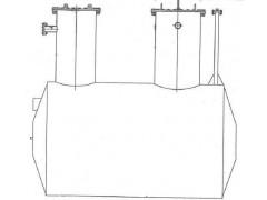 Резервуары стальные горизонтальные цилиндрические РГС-16