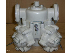 Колонки раздаточные комбинированные топлива и сжиженного газа Helix 6000 B2B LPG